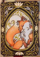 ACEO: Autumn Surprise by DanielleMWilliams