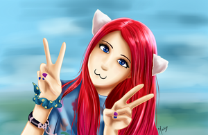 Anastasiya Shpagina :3 by Mary147