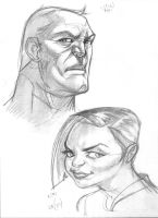 Head roughs by bolognafingers