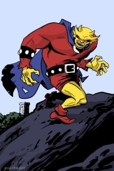 The Demon, Etrigan by dennisculver