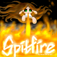 Spitfire Logo by blackhellcat