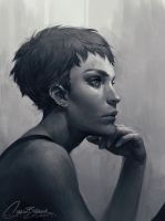 XXIV by Charlie-Bowater