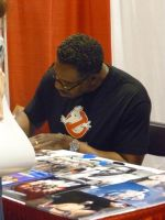 Ernie Hudson by Linksliltri4ce