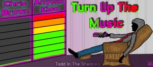 Turn Up The Music by TheButterfly
