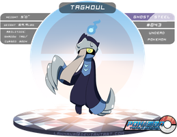 #043: Taghoul by Lanmana