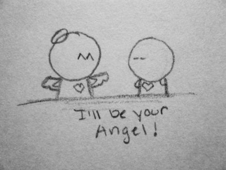 I'll Be Your Angel by ElleLawliet66