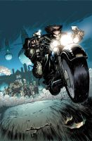 wolverine 4 by RyanStegman
