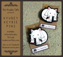 kyubey pins by silverei