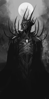 King of the Abyss by legendary-memory
