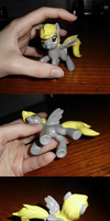 MLP: Friendship is Magic - CUSTOM Derpy Hooves 3 by UniqueTreats