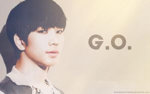 G.O. - Wallpaper by XxDark-ValentinexX