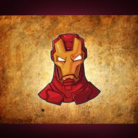 The Iron-Man by Hamzeh-Kalimat