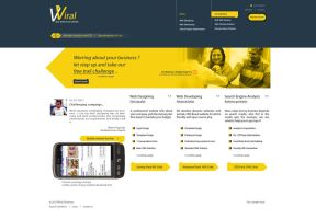 Wiral Solutions - Better web by rayidi