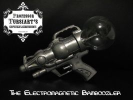 The Electromagnetic Bamboozler by tursiart