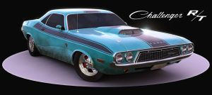 Dodge challenger RT V2 by CubicalMember
