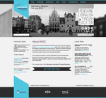 WJEC Website by memorabledesign