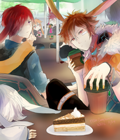 After Raid Party by limont