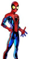 The Amazing Spider-Man (Ultimate Spider-Man style) by stick-man-11