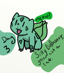 Derpymon challenge day 3 by Technicolor-teaparty