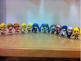 Vocaloid Figures! by Animefangirl68