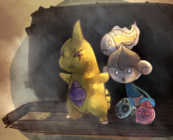 M5 Chapter 3 P1 by CyndersAlmondEyes