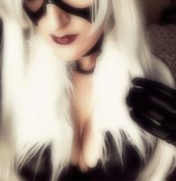 Black Cat by TheBlackCladPrincess