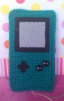 """Game boy color"" phone cover by phampyk"