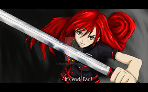 DGM: It's end, Earl! by haymi