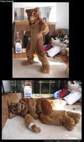 Toboe Fursuit by TwilightTraveler