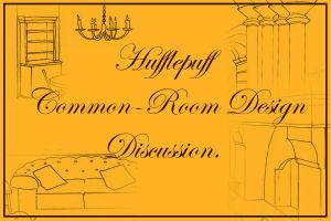 Hufflepuff CommonRoom Design by Hogwarts-Castle
