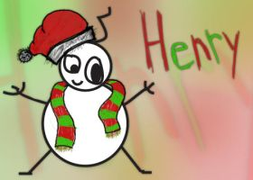 Holiday Henry by cyspence