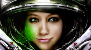 Boxxy in a starcraft terran suit by rageingpotato