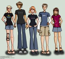 The Gifted - Think Geeks by erin-hime