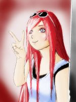 Happy birthday kushina :D :D by Kushina-Uzumaki-II