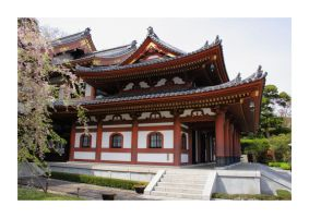 Kannon-Do Hase-Dera-Temple by morphi1972