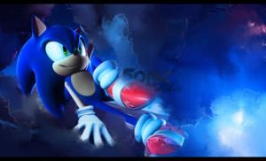 Sonic - Color Version by Wcreates