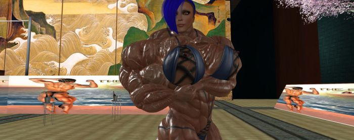 BodybuildingContest02 001 by Jagg007