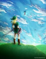 Phantasmagoria: TLOZ by Kennshou