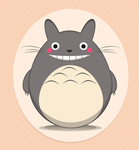 Kawaii : Totoro by Citronade-Arts