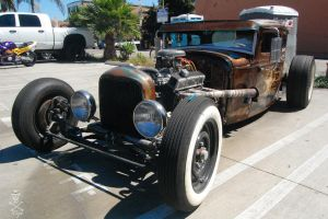 Ford Tudor Rat Rod by CZProductions