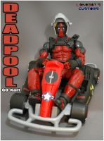 Deadpool Go-kart by Lokoboys