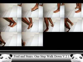 Fred and Stairs OSWD V.2 1 by Ahrum-Stock