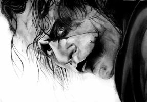 The Joker -Heath Ledger by IsabelIntangible
