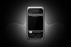 Touch of iPhone by nonajoyashley