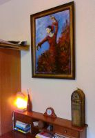 my home my picture my wall by Kotwinka