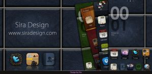 SIRA Theme Design by Sira by ztart-theme