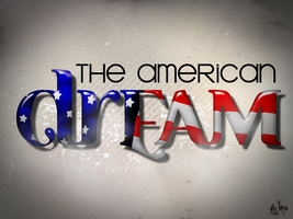 The American Dream by inmany