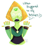 Peridot by Queen-iee-oh