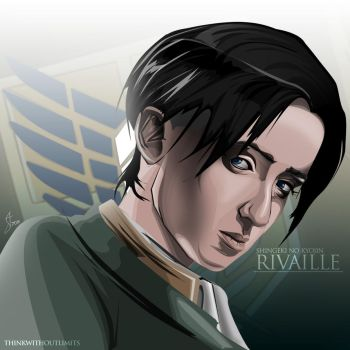 Rivaille by thinkwithoutlimits