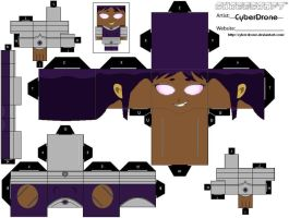 Cubee - Blackfire by CyberDrone